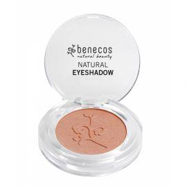 Oční stín lesklý - Apricot glow BIO, VEG Benecos