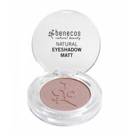 Oční stín lesklý - Rose quartz BIO, VEG Benecos