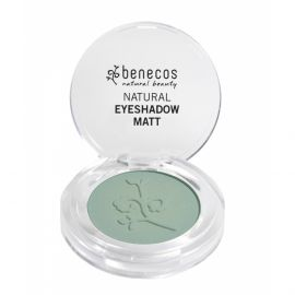 Oční stín matný - Green lagoon BIO, VEG Benecos