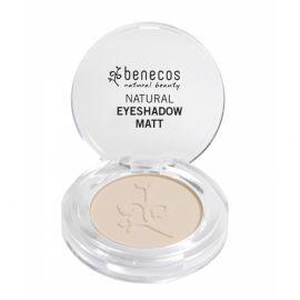 Oční stín matný - Soft vanilla BIO, VEG Benecos