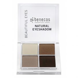 Oční stíny paletka - Coffee & cream BIO, VEG Benecos