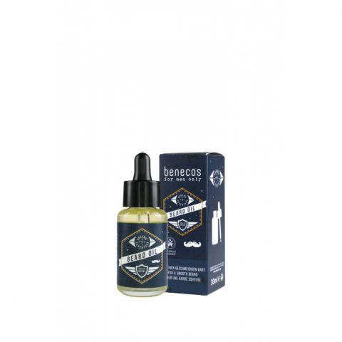 Olej na vousy pro muže Benecos 30ml