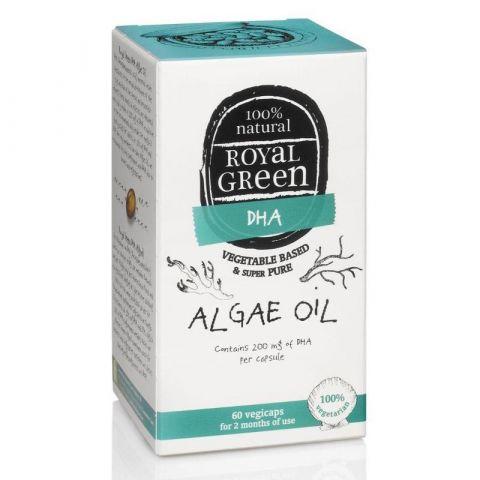 Olej z mořských řas Royal Green 60 kapslí