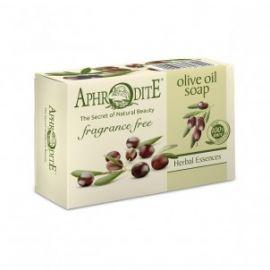 Olivové mýdlo bez parfemace Aphrodite 100g