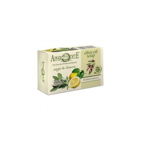 Olivové mýdlo Citron & Šalvěj Aphrodite 100g