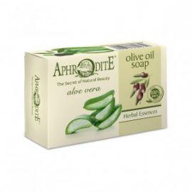 Olivové mýdlo s Aloe vera Aphrodite 100 g