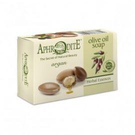 Olivové mýdlo s arganovým olejem Aphrodite 100g