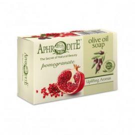 Olivové mýdlo s granátovým jablkem Aphrodite 100g