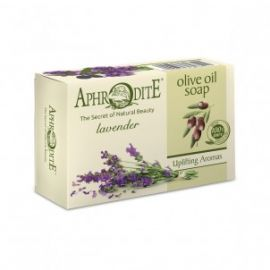 Olivové mýdlo s levandulí Aphrodite 100g