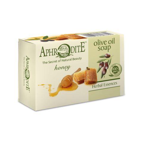 Olivové mýdlo s medem Aphrodite 100g