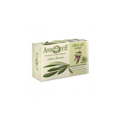 Olivové mýdlo s olivovými listy Aphrodite 100g