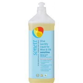 Olivový prací gel na vlnu a hedvábí NEUTRAL  SONETT  1L