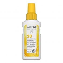Opalovací sprej Sensitiv SPF 20 Lavera 100 ml