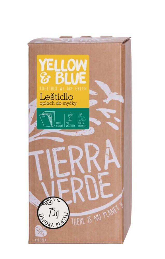 Yellow & Blue Oplach do myčky na nádobí 2 l