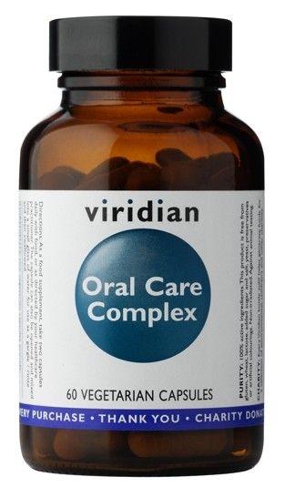 Viridian Oral Care Complex 60 kapslí