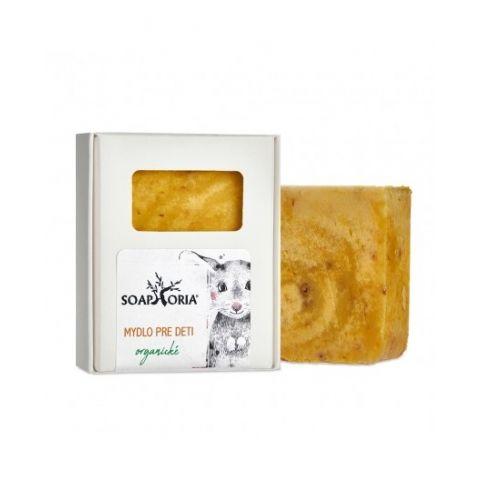 Organické mýdlo pro děti Babyphoria 115g