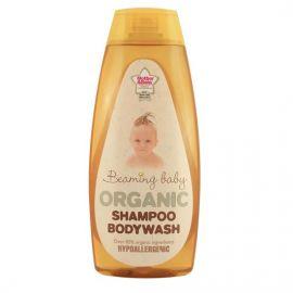 Organický dětský šampón a tělové mýdlo Beaming baby 250 ml