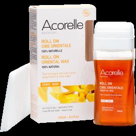 Orientální depilační vosk - Roll-on Acorelle 100ml