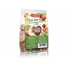 Ovocné nepečené sušenky Jab-čau-ky LeGracie 150 g