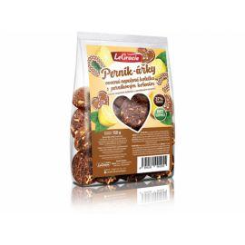 Ovocné nepečené sušenky Perník-ářky LeGracie 150g