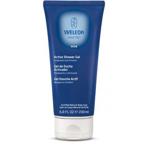 Pánský sprchový gel Weleda 200 ml