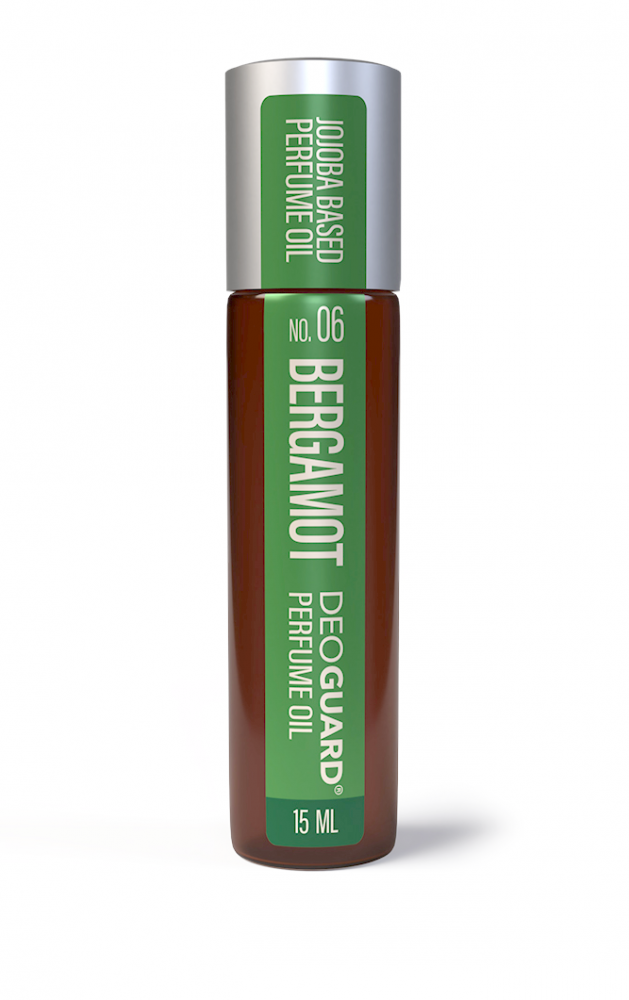 Deoguard Parfémový olej Bergamot 15 ml