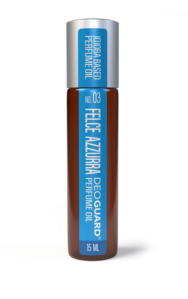 Deoguard Parfémový olej Felce Azzurra 15 ml