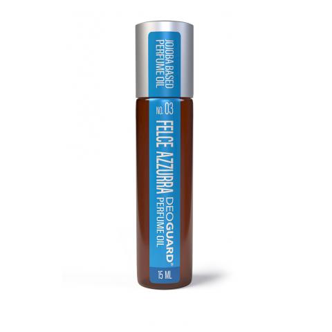 Parfémový olej Felce Azzurra Deoguard 15 ml