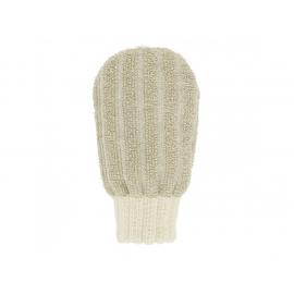 Peelingová rukavice - bio len Förster´s
