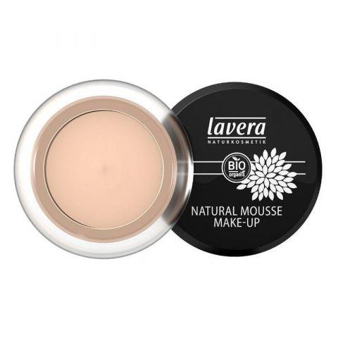 Pěnový make-up - 01 slonová kost Lavera 15g