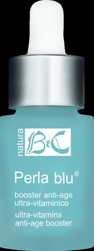 BeC Natura Perla Blu - Ultra vitamínový anti-age booster 15 ml + Doprava Zdarma