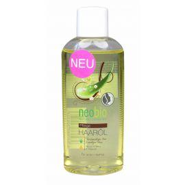 Pěstící olej na vlasy Bio Aloe Vera & Argan Neobio  75 ml