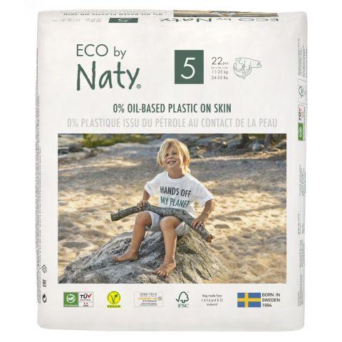 Plenky Junior Naty 11-25 kg 22 ks