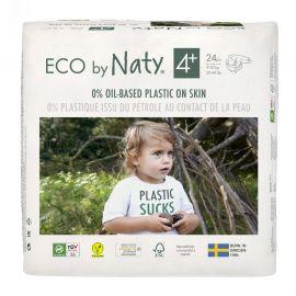 Plenky Maxi+ Naty 9-20 kg 24 ks