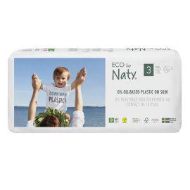 Plenky Midi Naty 4-9 kg - ECONOMY PACK 50 ks