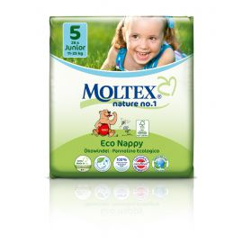 Plenky nature no.1 Junior 11-25 kg  Moltex 26 ks