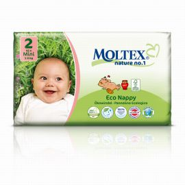 Plenky nature no.1 Mini 3-6 kg Moltex 42 ks