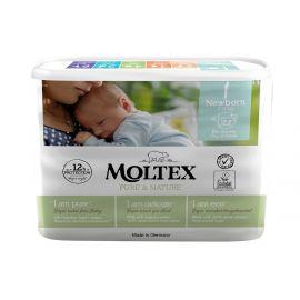 Plenky nature no.1 Newborn 2-4 kg Moltex 22 ks
