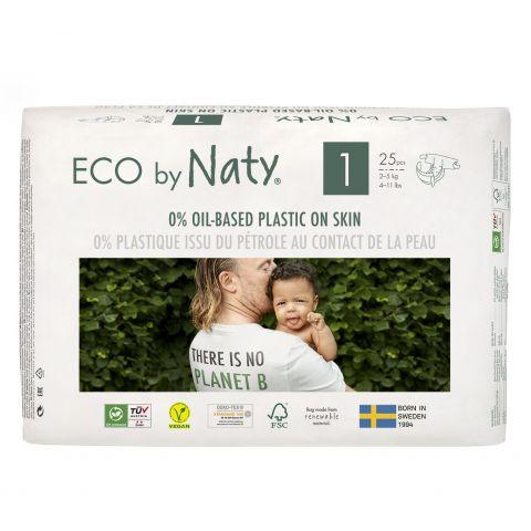 Plenky Newborn Naty 2-5 kg 25 ks