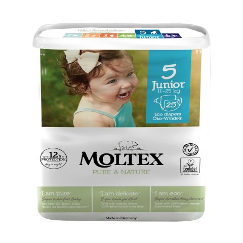 Plenky Pure & Nature Junior Moltex 11-25 kg 25 ks