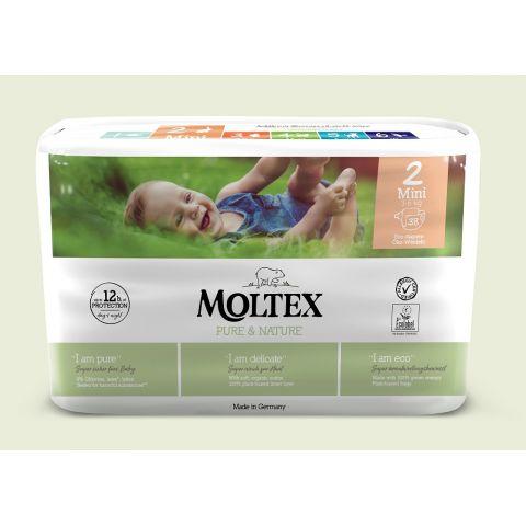 Plenky Pure & Nature Mini Moltex 3-6 kg 38 ks