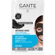 Pleťová maska s aktivním uhlím Sante 2 x 4 ml