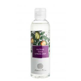 Pleťová voda Citron-grep Nobilis Tilia