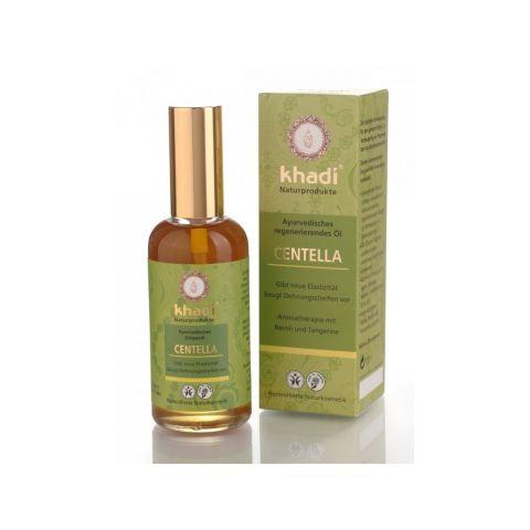Pleťový a tělový olej CENTELLA - REGENERAČNÍ Khadi 100ml