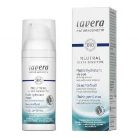 Pleťový fluid Neutral Ultra Sensitive Lavera 50ml