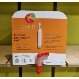 Pomerančový intenzivní čistič Sonett 1 L BEZOBAL