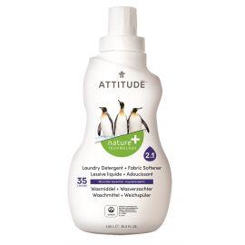 Prací gel a aviváž (2v1) s vůní Mountain Essentials Attitude 1050ml