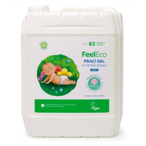 Prací gel Baby Feel Eco 5l