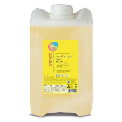 Prací gel na barevné prádlo Sonett 10 L