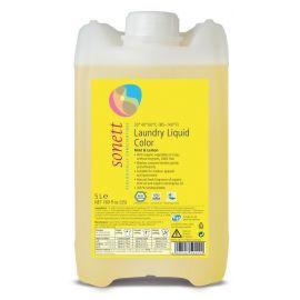 Prací gel na barevné prádlo COLOR SONETT  5l